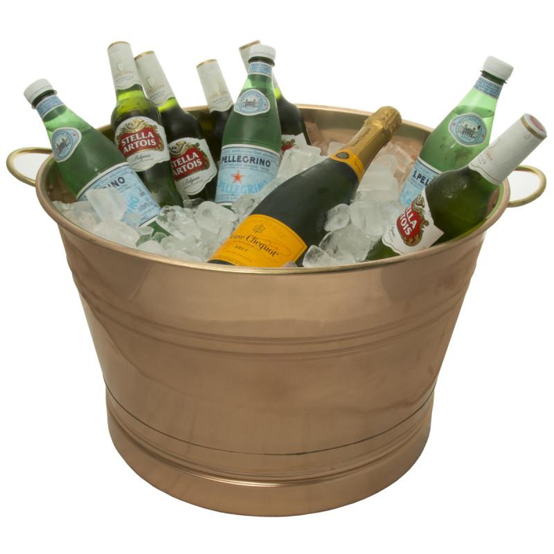 ODI Copper Round 7.75 Gallon Party Tub $19.99 + Free Shipping