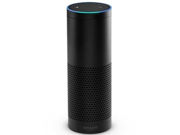 Amazon Echo (1st Generation; Used - Very Good, Black) $30 + Free S&H w/ Prime