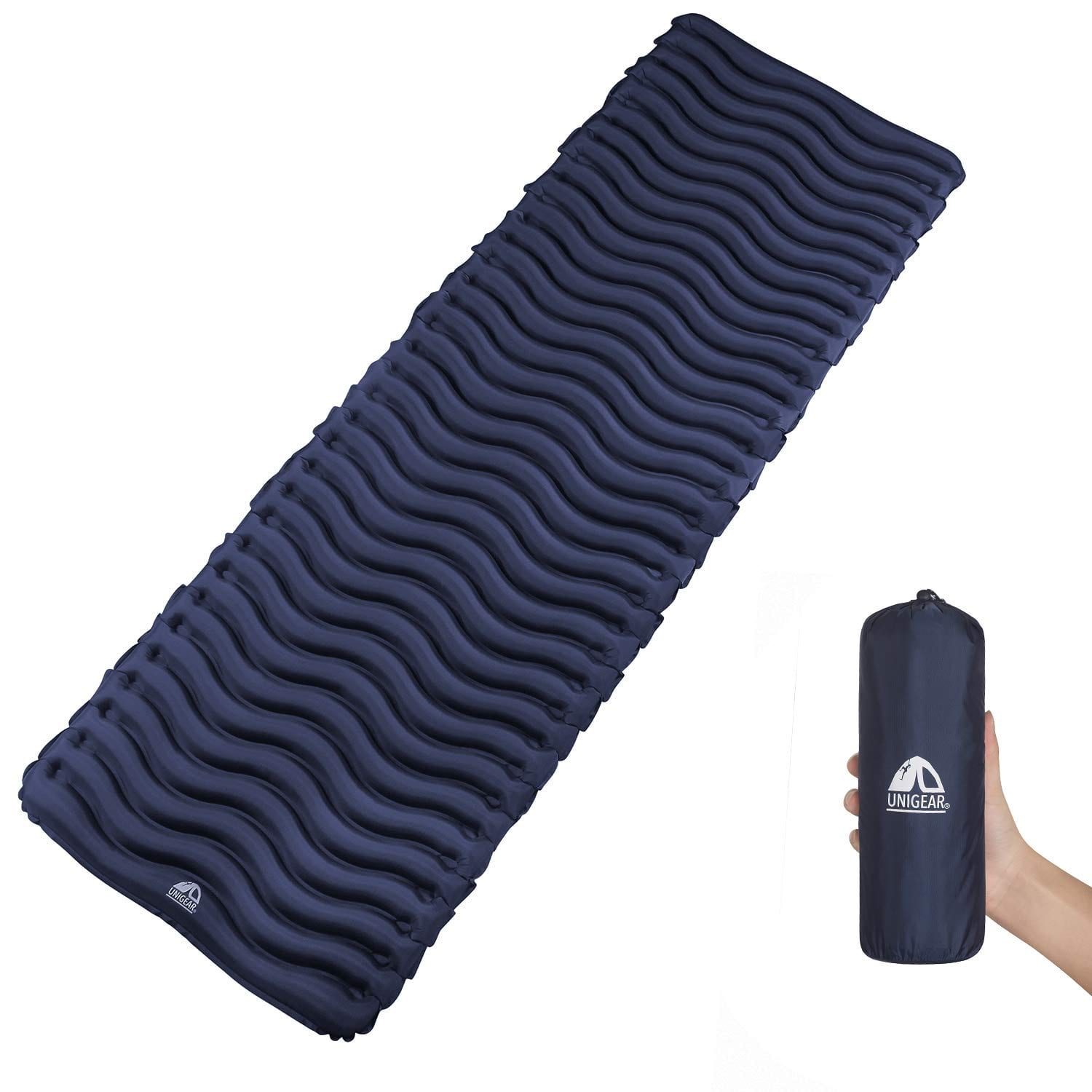 Unigear Ultralight Inflatable Sleeping Pad - $17.99 + Free Shipping