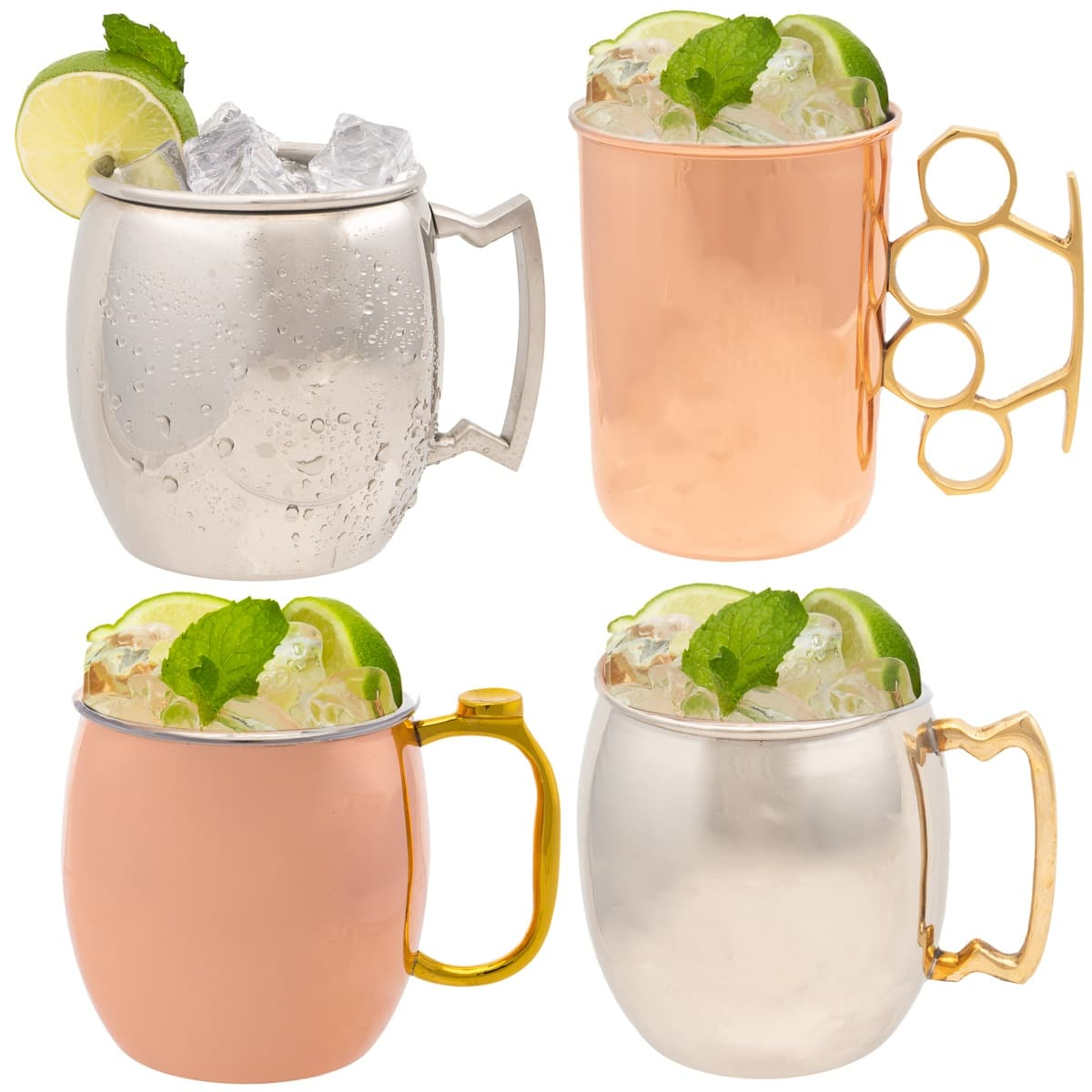4 ODI Moscow Mule Mugs $11.49 and More + Free Shipping