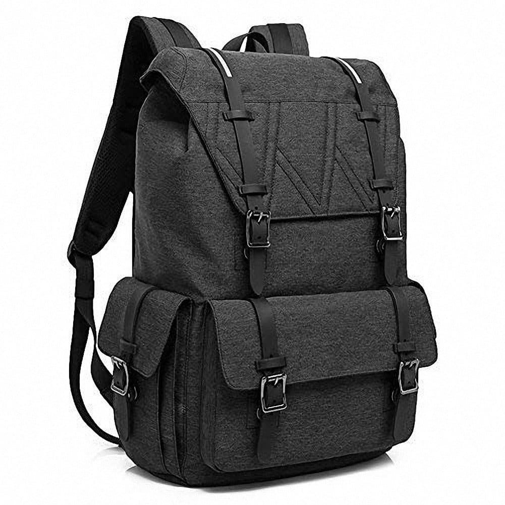 15 6 inch Travel Laptop Backpack with Magnetic Snap Closures $22 99