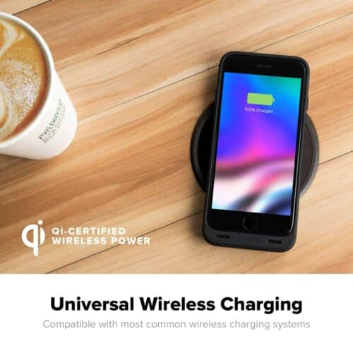 Mophie Juice Pack MFI Wireless Charging Battery Case for iPhone 8/7 and 8/7 PLUS $16.99 + Free Shipping