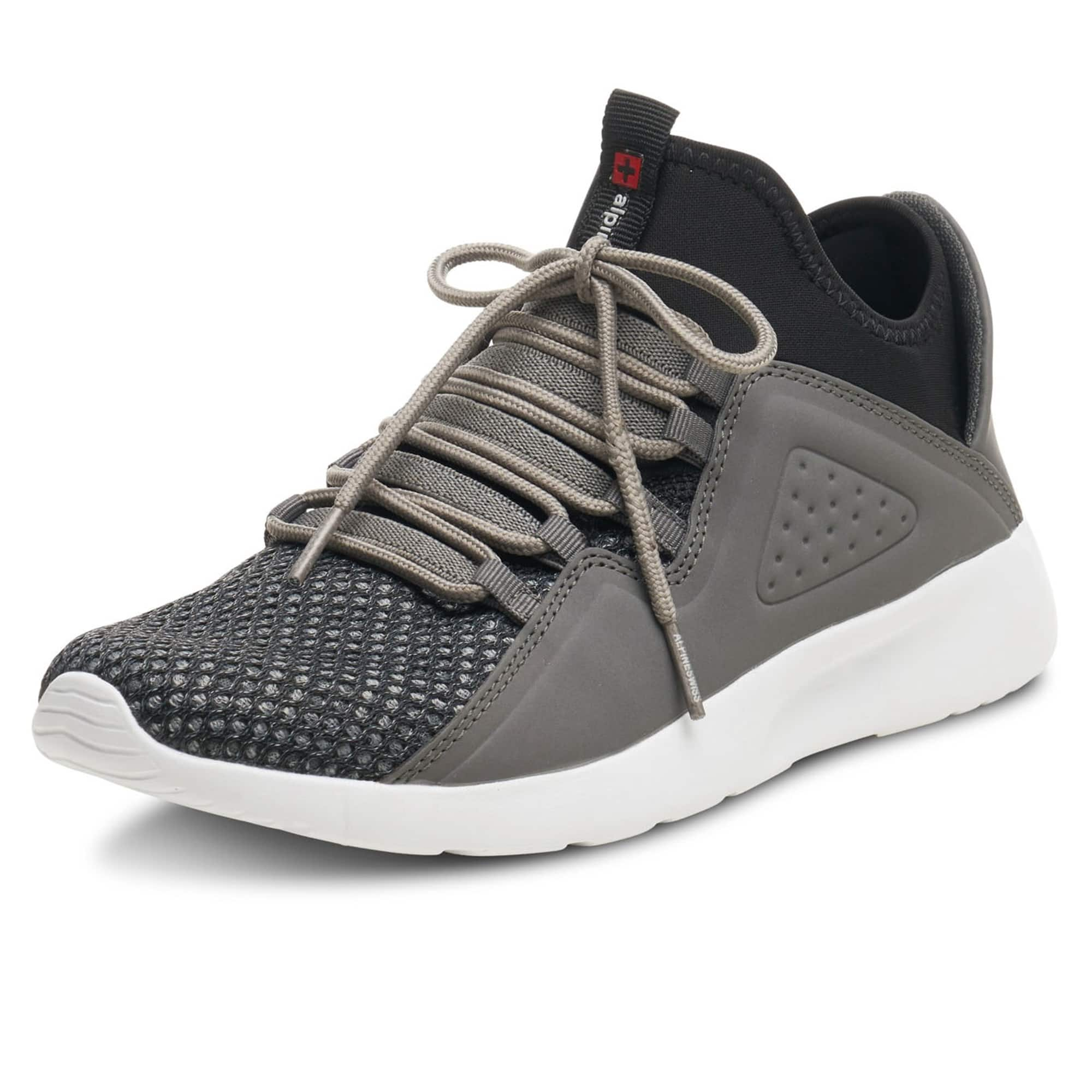 Alpine Swiss Enzo Men's Fashion Sneakers $23.99 + Free Shipping