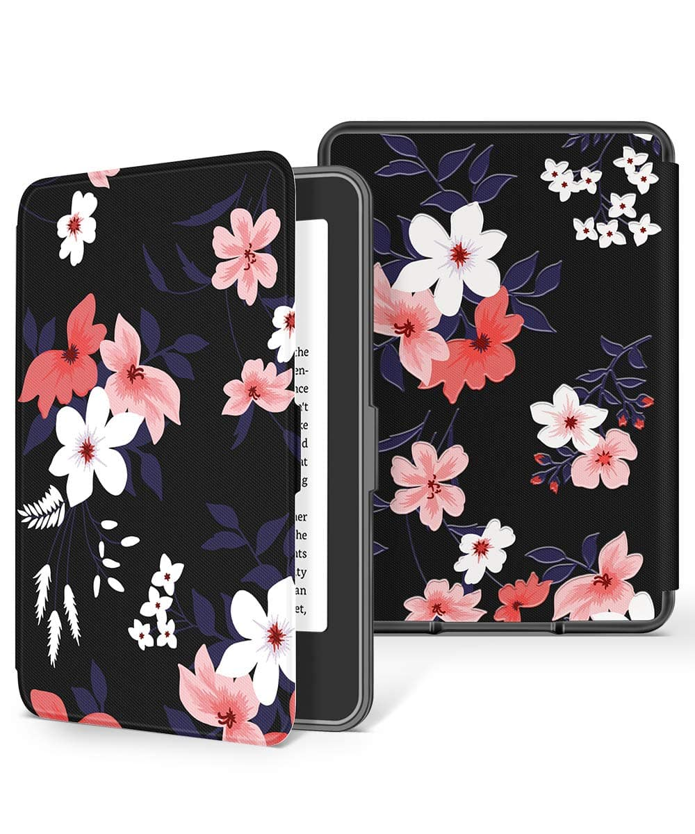 Gviewin Leather PC Hard Shell Cover Cases for Kindle Paperwhite 10 Generation 2018/ Prior to 2018 $5.95 + FSSS