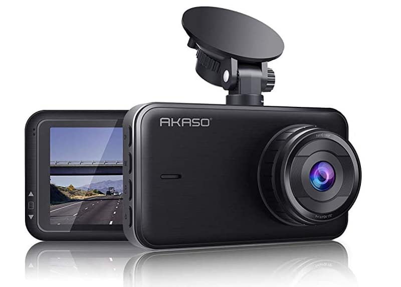 170° Wide Angle with Loop Recording and Night Vision Dash Cam for $25.99 + Free Shipping