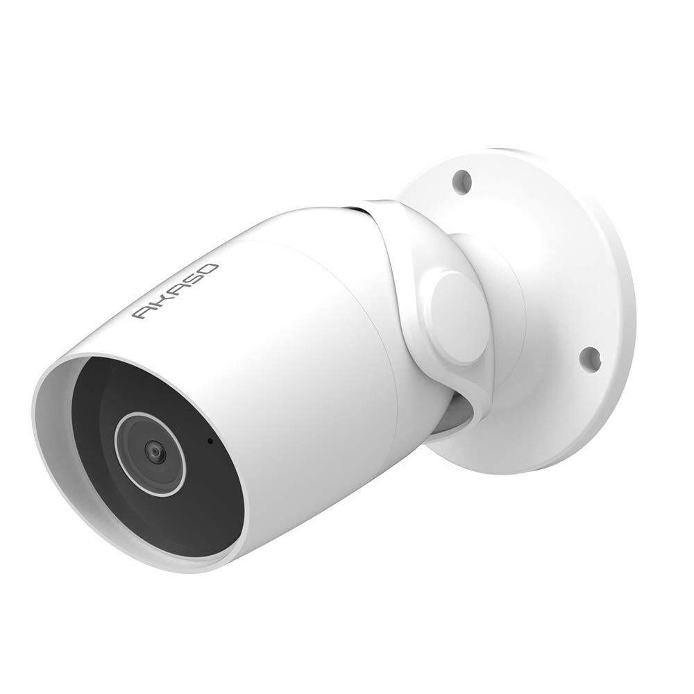 Outdoor Security Camera with Two Way Audio and Motion Detection (Work with Alexa, Google Home and Fire TV) $38.99 + Free Shipping