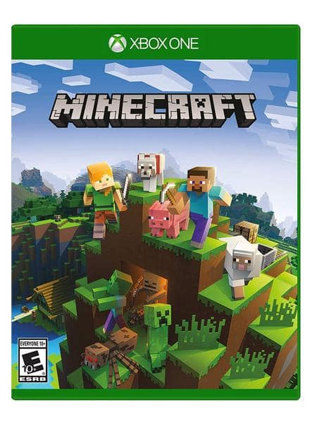 Minecraft Story Mode Complete Adventure Xbox One Digital (Email Delivery) for $3.50