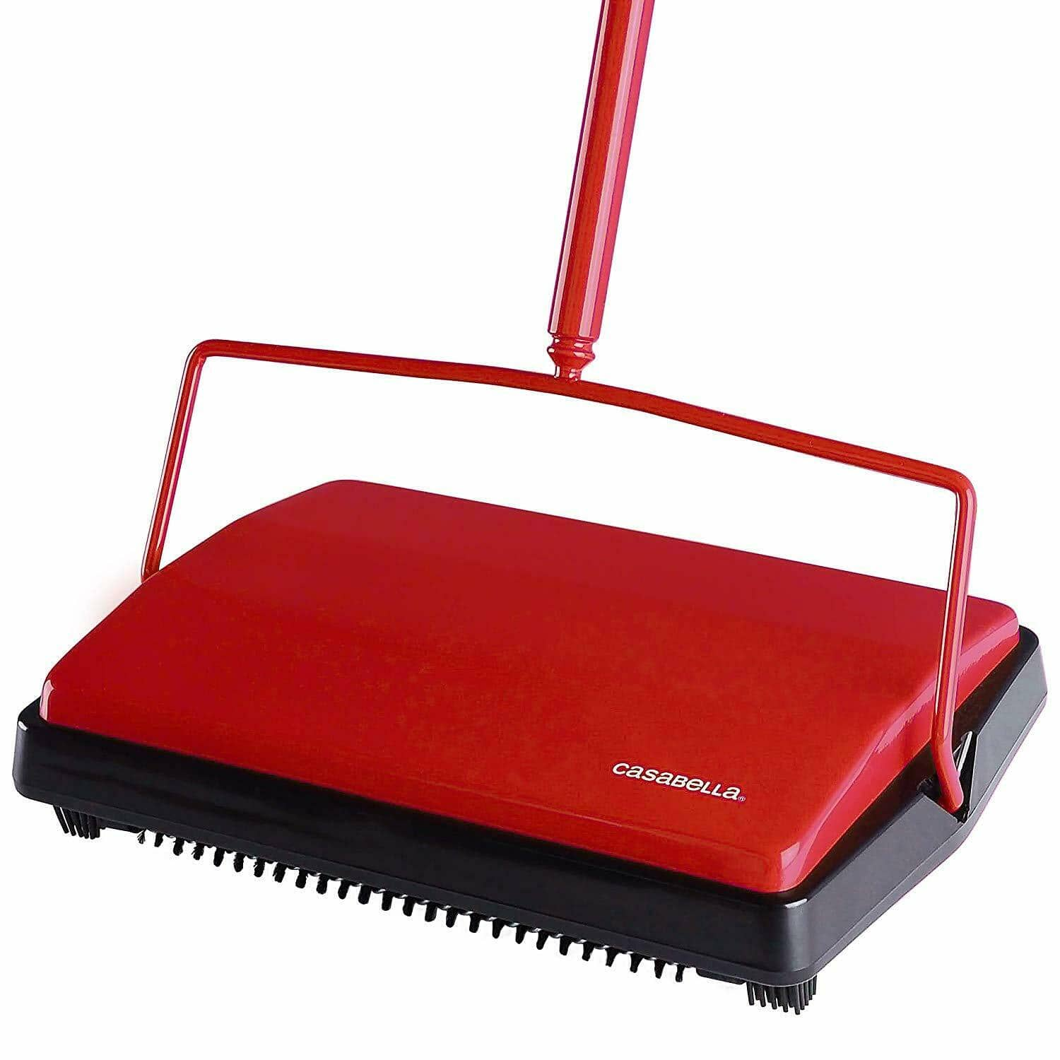 Casabella Lightweight Electrostatic Carpet Sweeper - 11 Inch for $13.99 + Free S&H