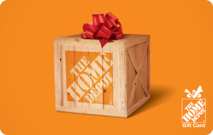 Buy a $100 Home Depot Gift Card - Get $10 Added Free