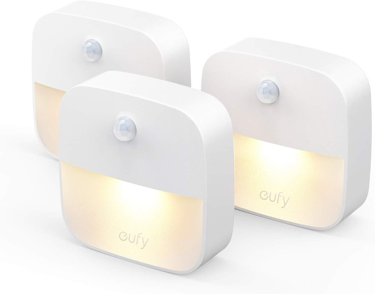 [3 pack] Eufy Stick On Night Light with Motion Sensor - $11.99 + FSSS