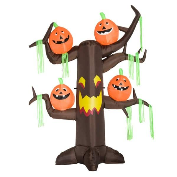 HomCom 8ft Haunted Tree Halloween Inflatable - $29.99 + Free Shipping