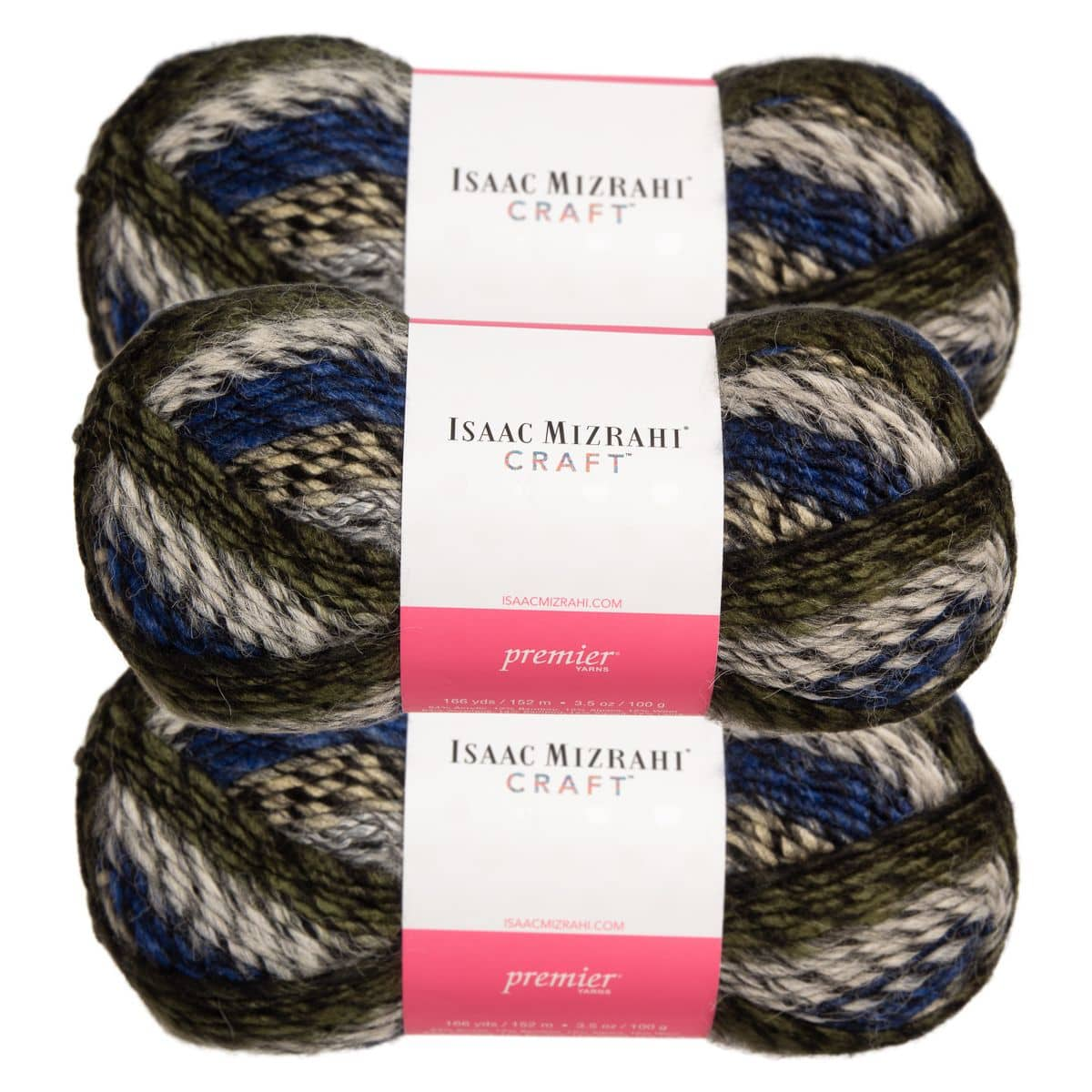 Yarn from $4 (from $1.33/skein) - Lion Brand, Caron & Red Heart