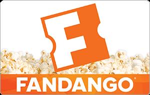 Buy a $25 Fandango Gift Card for $20.