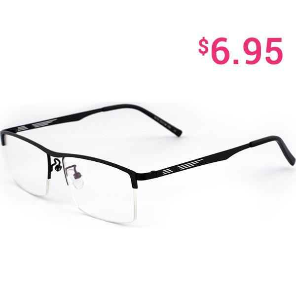 ABBE Prescription Eyeglasses Frames for $6.95