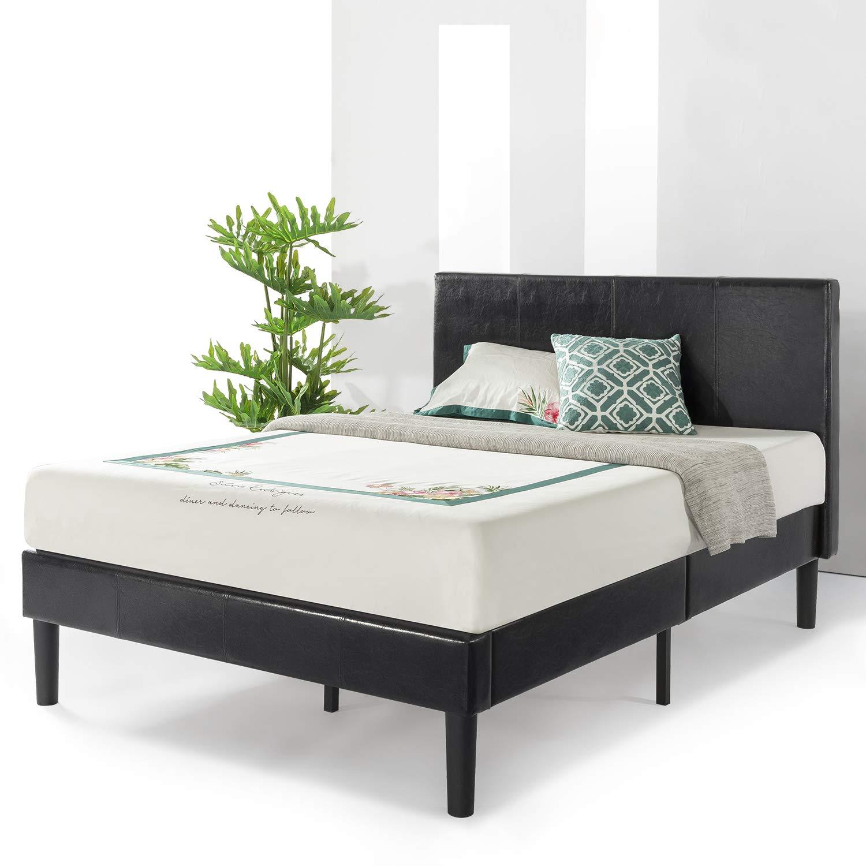 Best Price Mattress Platform Beds (Black) from $199.99 + FS