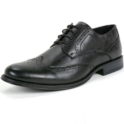 Zurich Wingtip Oxford Dress Shoes $17.99 + Free Shipping