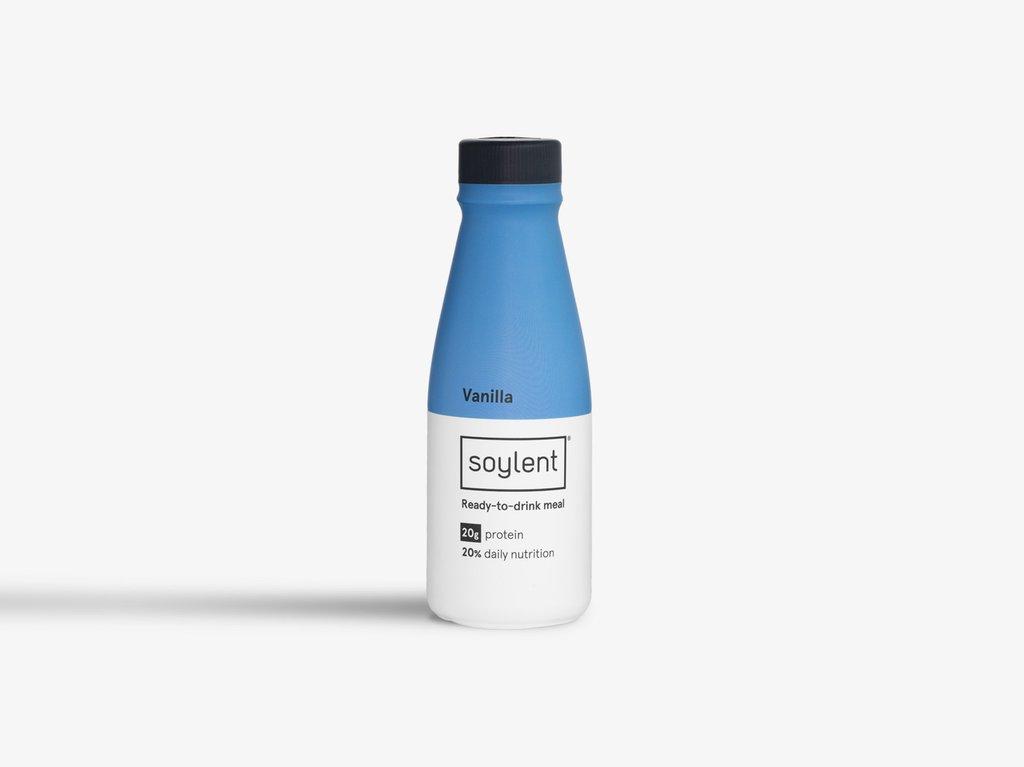 12 Bottles Vanilla Soylent $27.30 + Free Shipping
