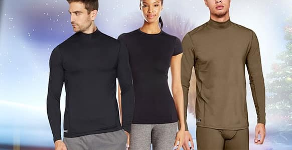 Under Armor Men and Women's Apparel ($17.99 - $76.99) + Free Shipping for Prime Member