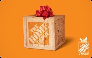 Buy a $100 Home Depot Gift Card - Get $10 Bonus load