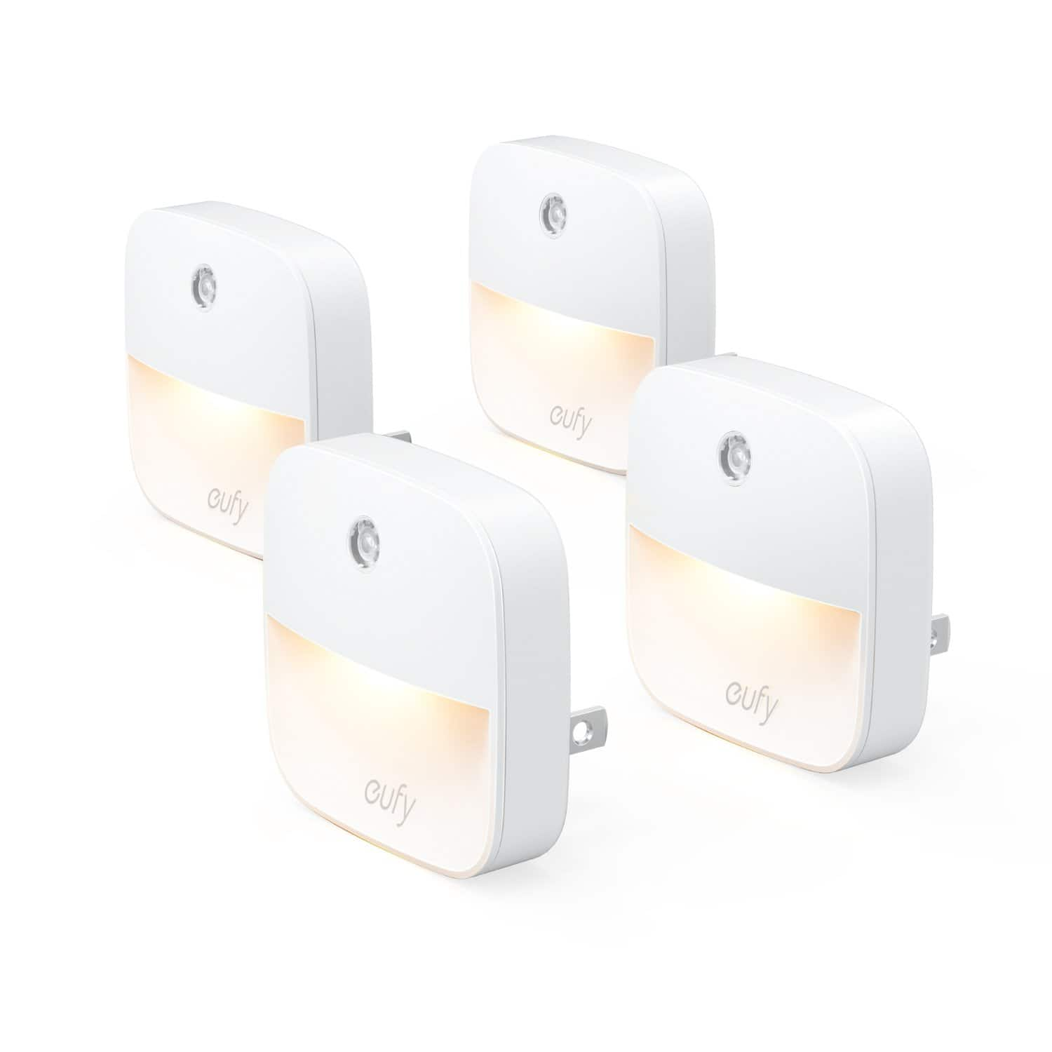 Eufy Lumi Plug-In Night Light 4 Pack/ 6 Pack from $9.99 + FSSS