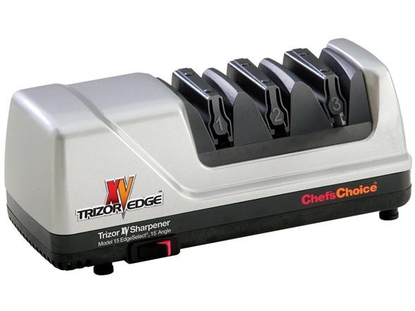 Chef's Choice 15 Trizor XV EdgeSelect Knife Sharpener - $69.99 + Free Shipping for Prime Members