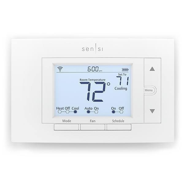 $5 Sensi Smart Thermostat -- National Grid Customers Only