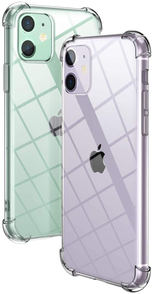 UGREEN iPhone Case for iPhone 11 and Screen Protector for iPhone 11/ pro/pro from $3.98 + FSSS