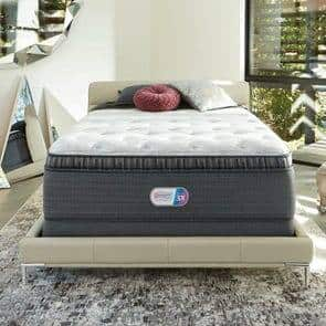 Beautyrest Platinum Haven Pines (queen and king size only) Extra Firm and Plush Pillow Top from $1139 + Free Shipping