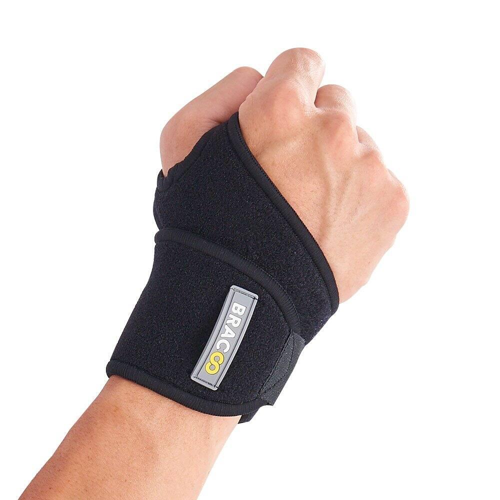BRACOO Wrist Wrap (WS10) (Black) $5.59 + FSSS