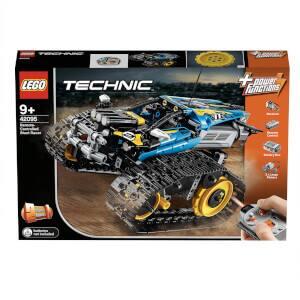 LEGO Technic: Remote-Controlled Stunt Racer (42095) & LEGO Technic: Catamaran (42105) for $79.99 + free deliver