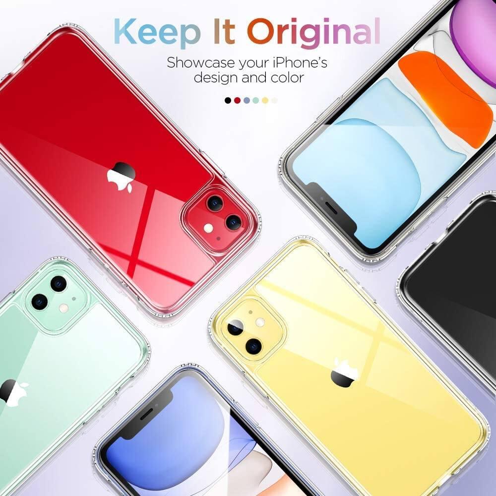 iPhone 11/11 Pro/11 Pro Max/XR/XS Max ESR Clear Cases from $3.50 + FSSS
