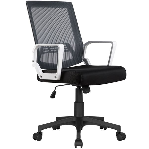 Topeakmart Mesh Adjustable Swivel Computer Chair w/ Lumbar Support for $48.99 + Free Shipping