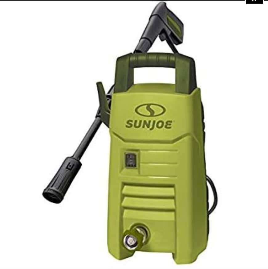 Sun Joe SPX206E 1600 PSI 1.45 GPM Pressure Washer - $59.99