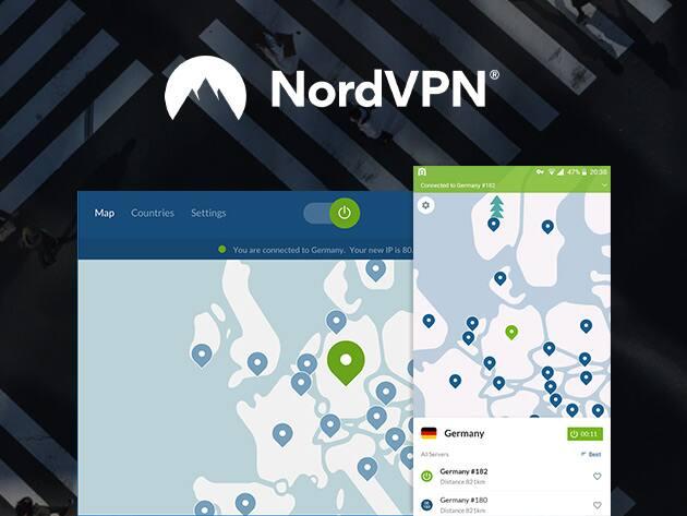 NordVPN: 2-Yr Subscription (Orig. $286) $53.40