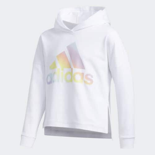 adidas Badge of Sport Hoodie Kids' (3 color) $16.99 + Free Shipping
