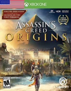 Assassin's Creed Origins XBOX LIVE Key US for $11