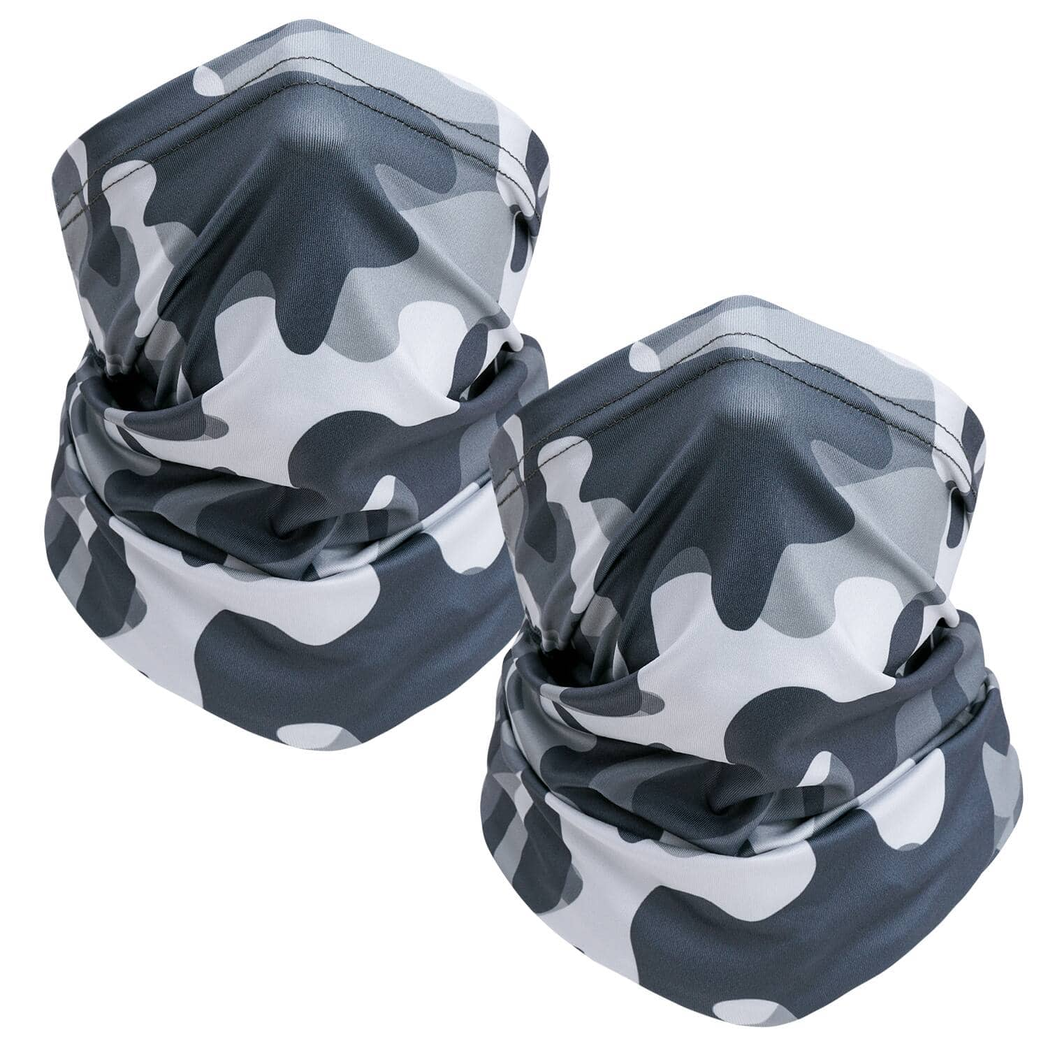 Neck Gaiters Various Colors and Prints for $7.76 + FSSS