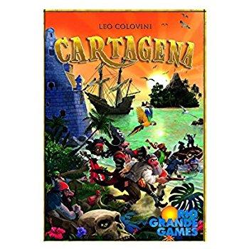 Rio Grande Games Cartagena 2nd Edition Board Game $22.57