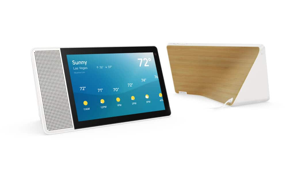 """Lenovo Smart Display 10"""" with Google Assistant - $100, FS"""