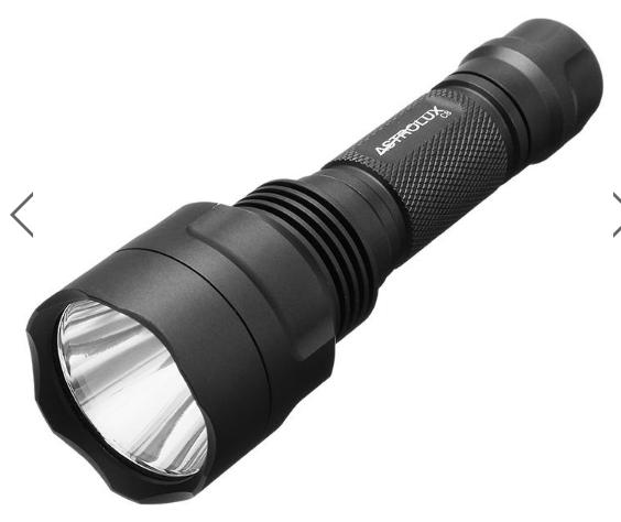 Astrolux C8 XP-L flashlight $20.18