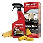 Mothers California Gold Clay Bar System  $11 + Free Shipping