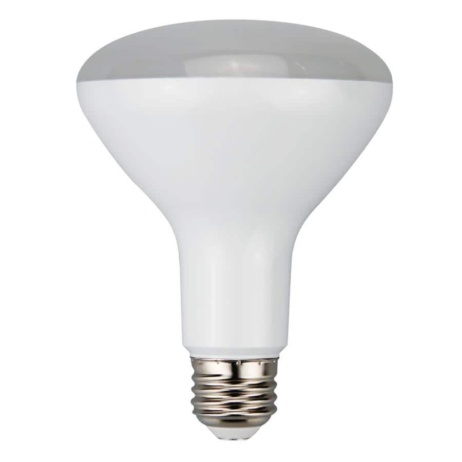 Lowe's: Utilitech 6-Pack 65 W Equivalent Soft White BR30 LED Flood Light Bulb: $4.74