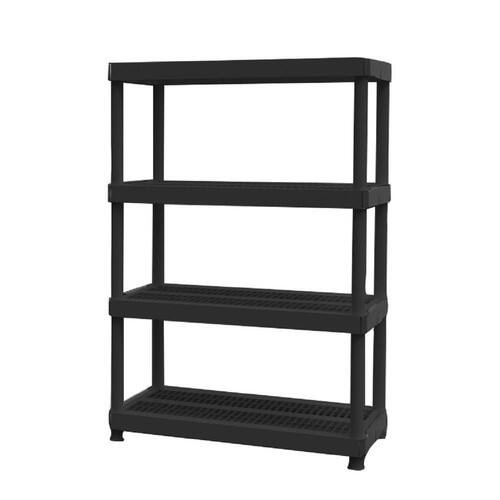 Home Depot HDX Plastix Storage Shelf 55x36x18 - YMMV $14.91