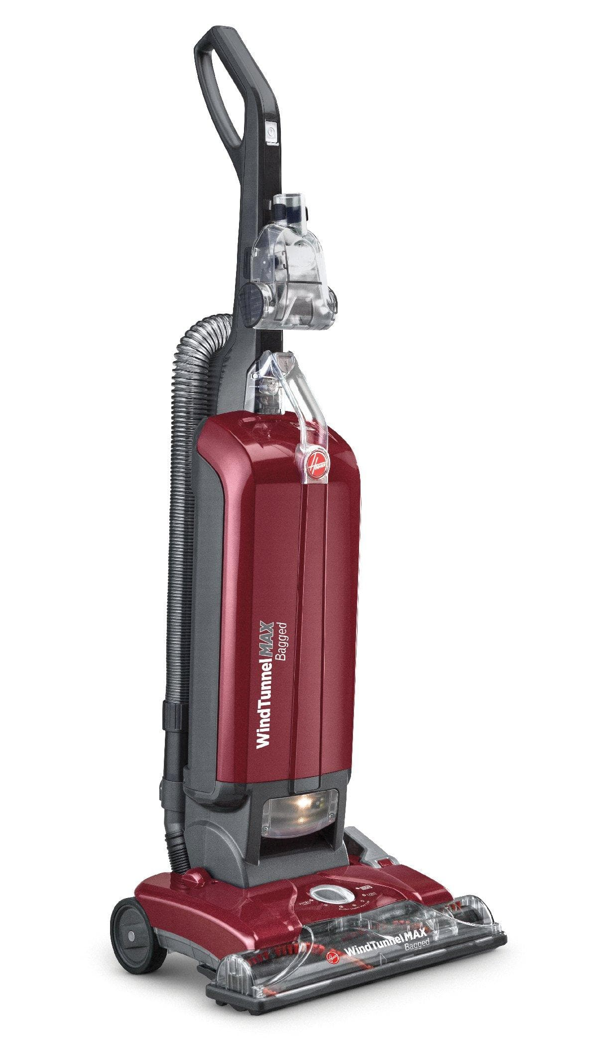 Hoover Windtunnel Max Bagged Upright, $73 from Hoover eBay Store $72.99