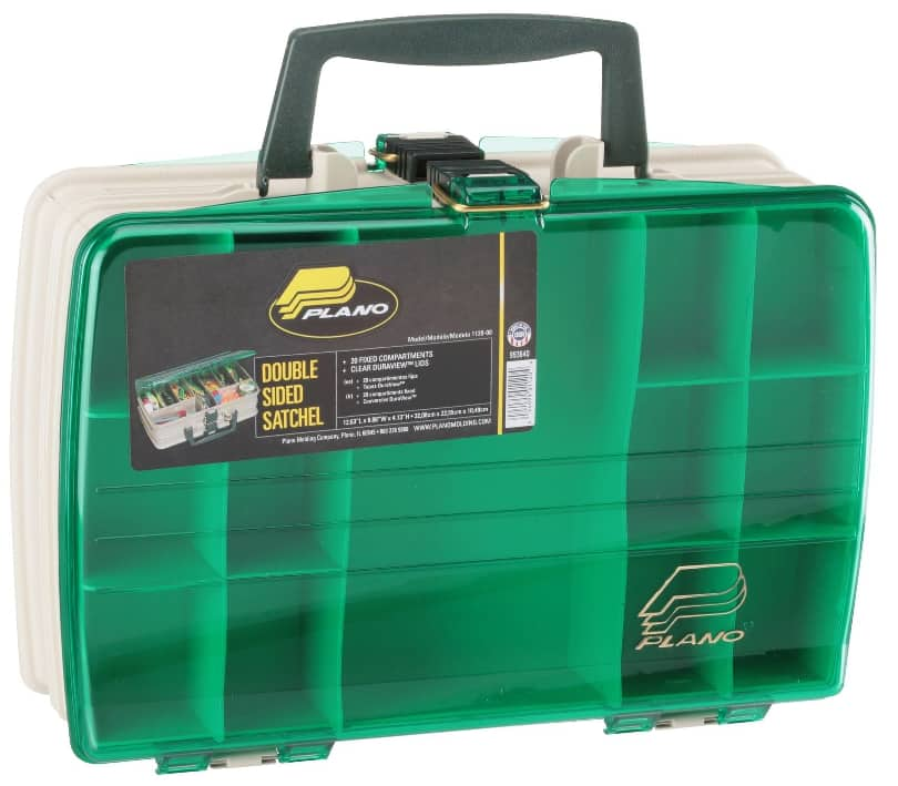 Plano Double Sided Satchel Tackle Box $16 + tax (ship to store) - Walmart