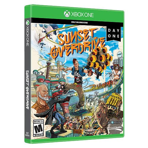 Sunset Overdrive (Xbox One) 14.99 + 5.99 Shipping - Free Shipping with Orders $19+