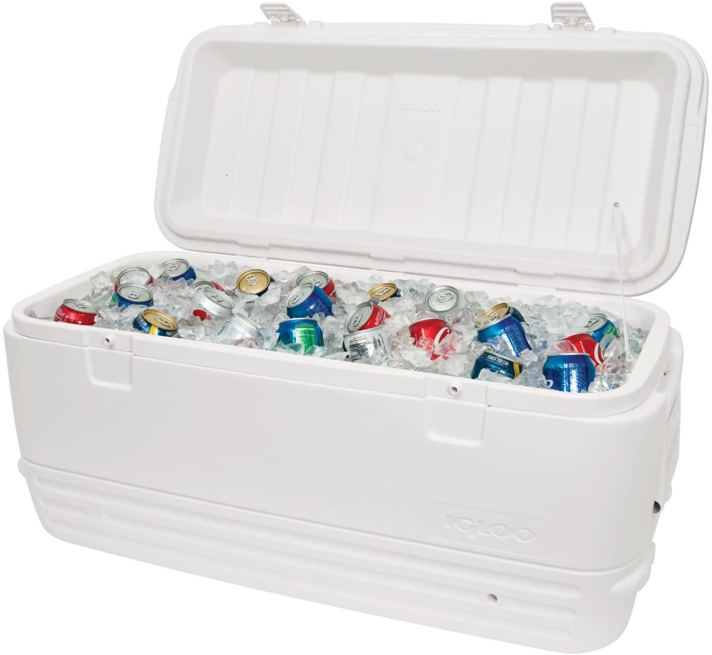 Igloo Polar Cooler (120-Quart, White) $57.00 @ Amazon.com