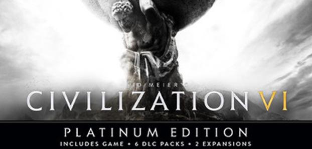 Sid Meier's Civilization VI : Platinum Edition PC Steam $10
