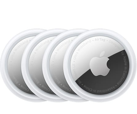 Apple Airtag 4 pack - $89 for Military, DOD, CAC card holders - Same price for EPP users