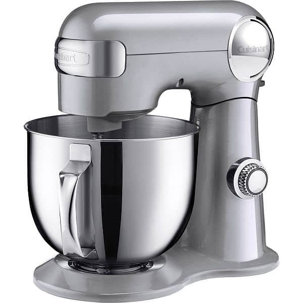 Cuisinart 5.5 Quart Stand Mixer - Brushed Chrome - $99 shipped (AAFES - Military, DOD, CAC)